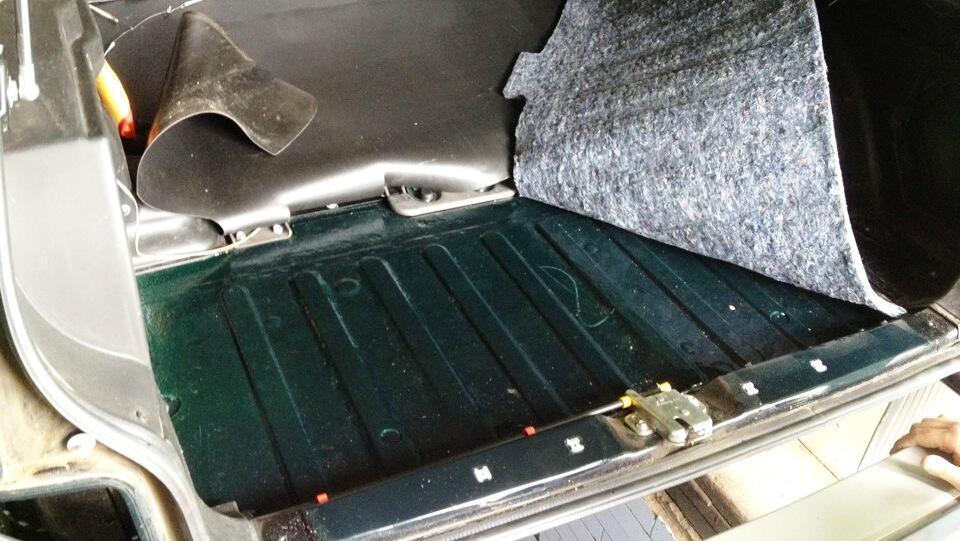Установка и подключение фаркопа на Lada 4x4 своими руками » Лада.Онлайн - все самое интересное и полезное об автомобилях LADA